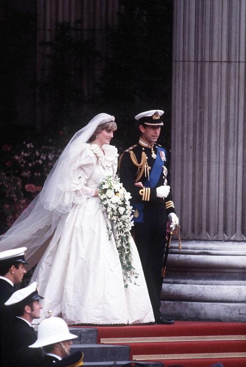 Top 10 Vintage Royal Wedding Dresses