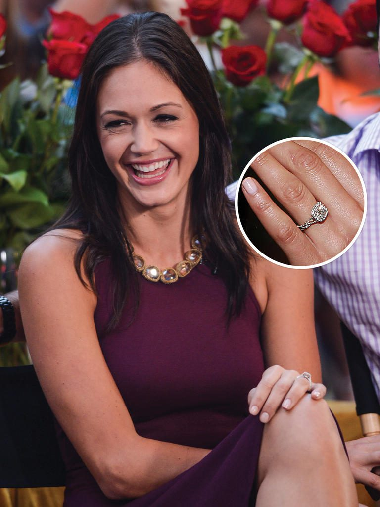 Desiree Hartsock Neil Lane Ring