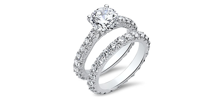 why theres no need to insure cubic zirconia jewelry - High Quality Cubic Zirconia Wedding Rings