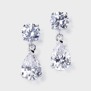 Cubic Zirconia Earrings The Perfect Holiday Gift
