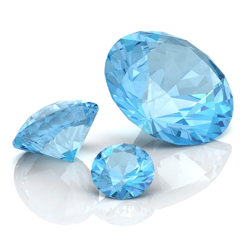 March Birthstones: Aquamarine & Bloodstone | CZ Jewelry