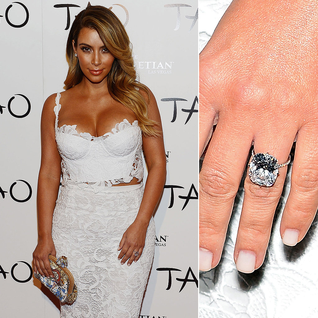 top celebrity engagement rings part i - Celebrity Wedding Rings