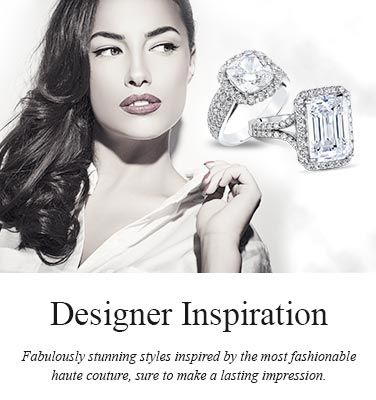 Designer Inspiration Rings