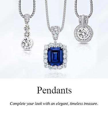Buy cubic zirconia pendants